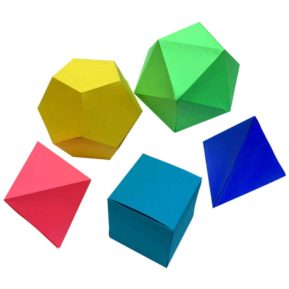 Platonic Solids Project
