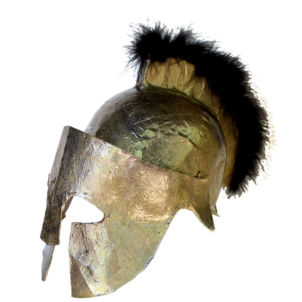 Hoplite Helmet Project