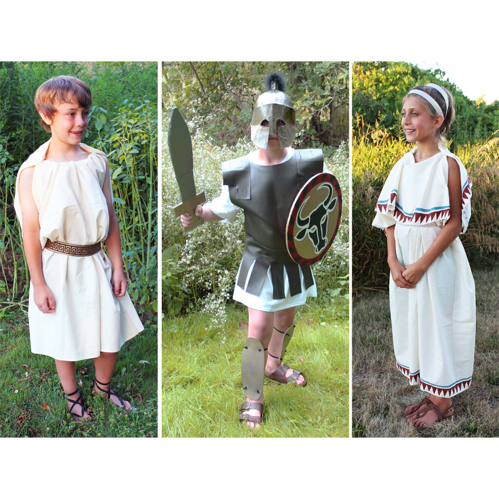 Dress Greek Project