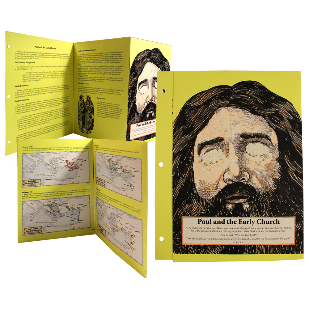 Paul and The Early Church Notebooking Project