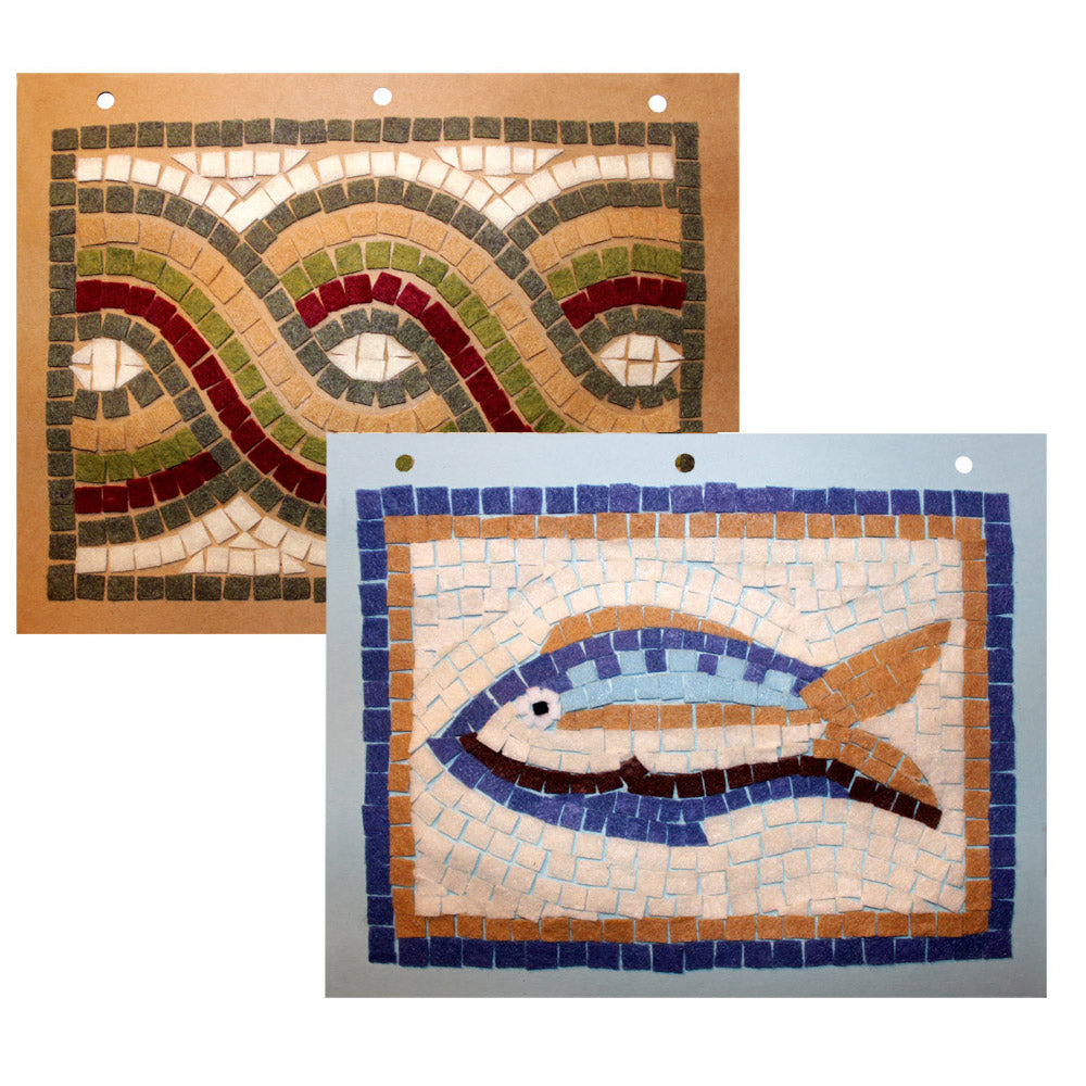 Make a Mosaic Notebooking Projects