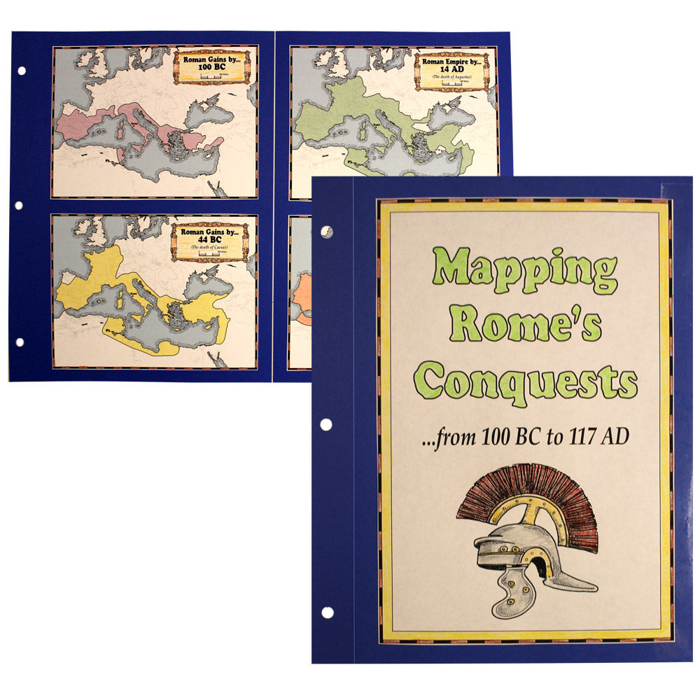 Mapping Rome's Conquests Notebooking Project