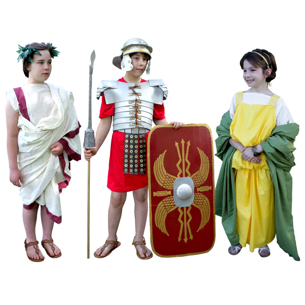 Dress Like a Roman Projects