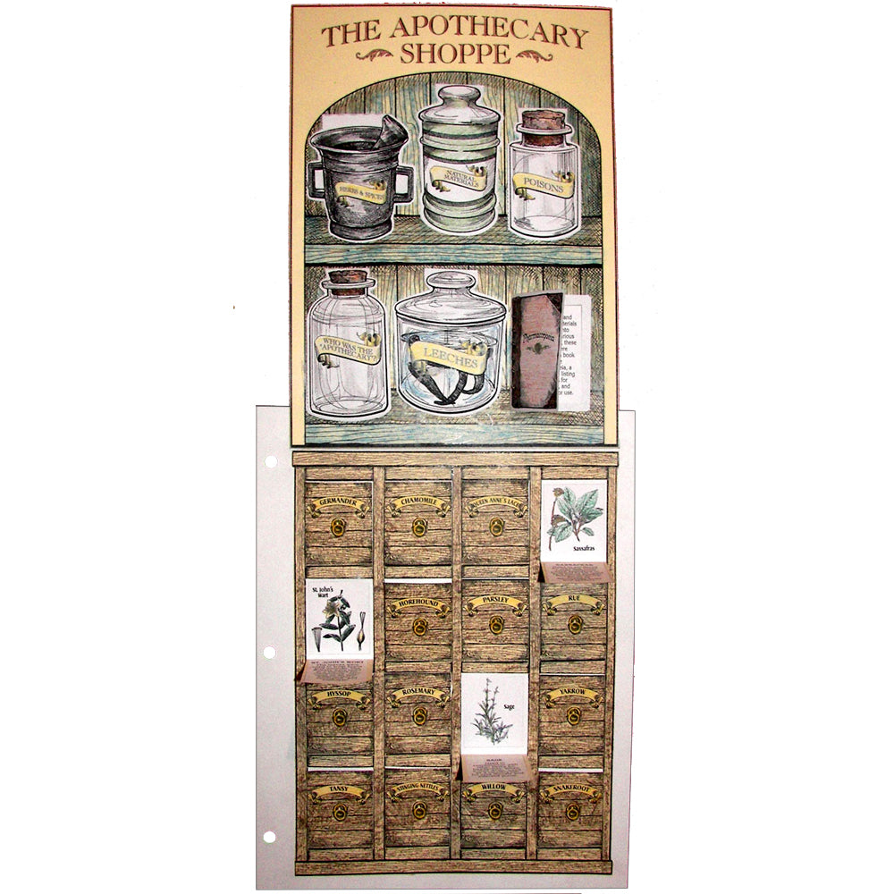 The Apothecary Shoppe Notebooking Project