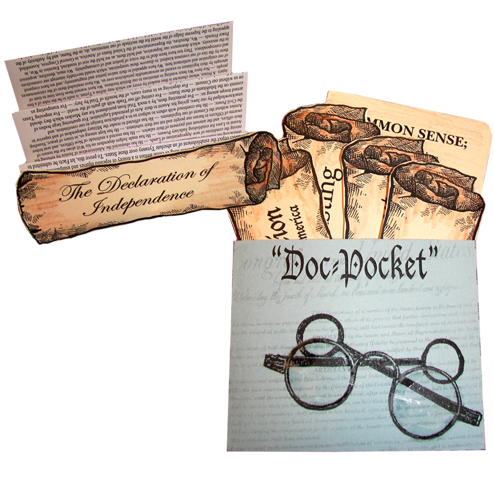 """Doc"" Pocket Lap Book Project"