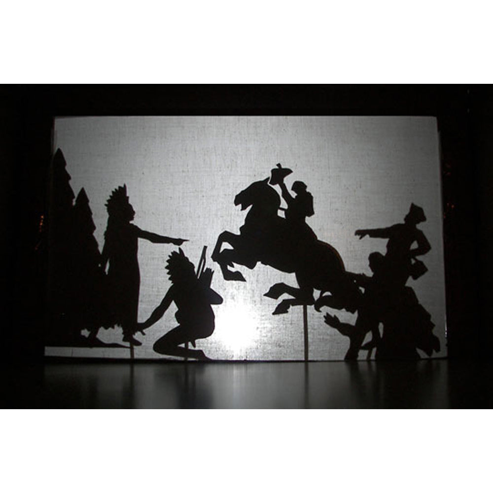Shadow Puppet Plays Project