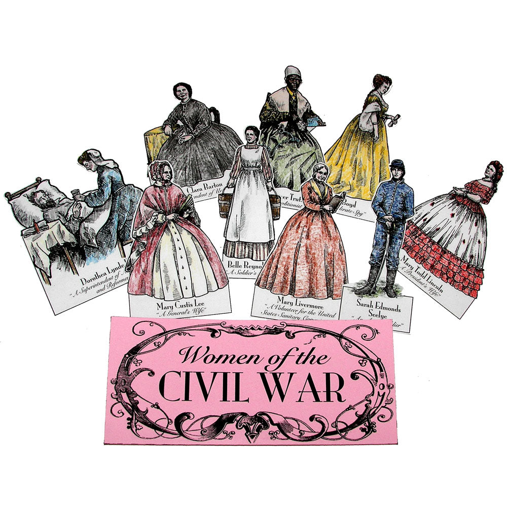 Women of the War Lap Book Project
