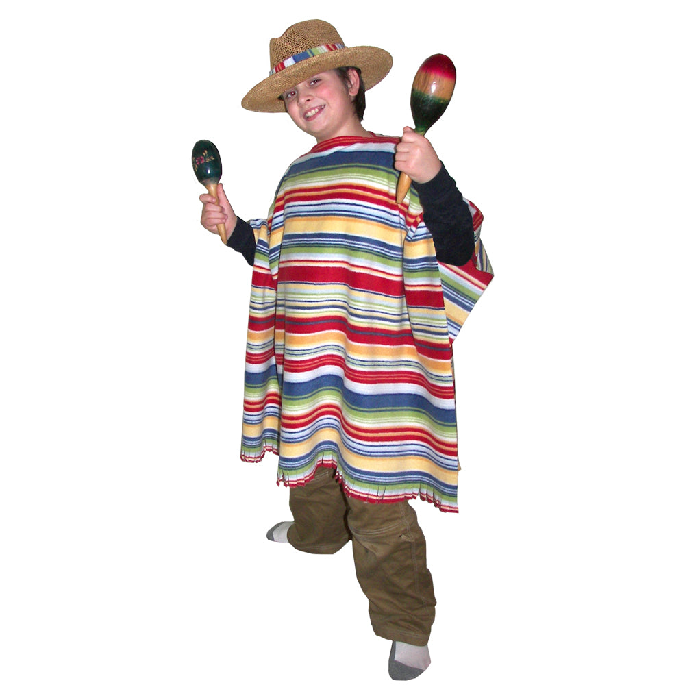 """Make a Serape Poncho"" Project"