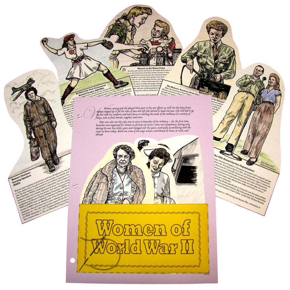 Women of the War Notebooking Project