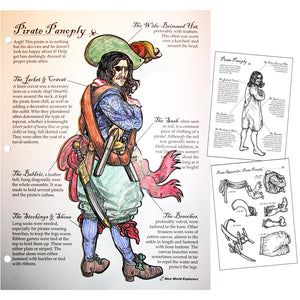 """Pirate Panoply"" Game"