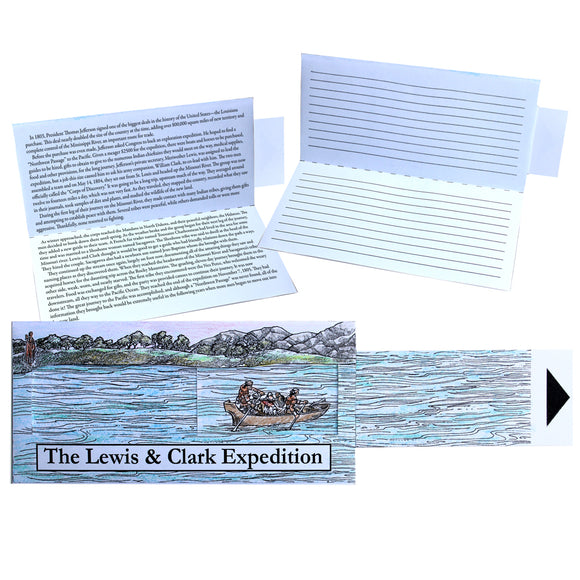The Lewis & Clark Expedition Lap Book Project