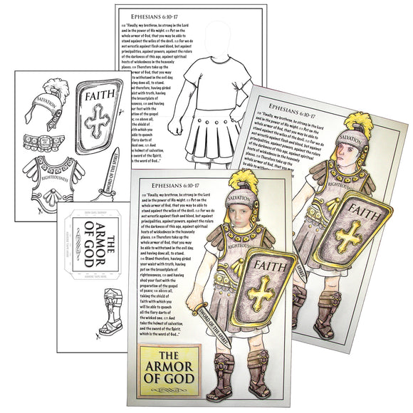 Armor of God Poster (3D)