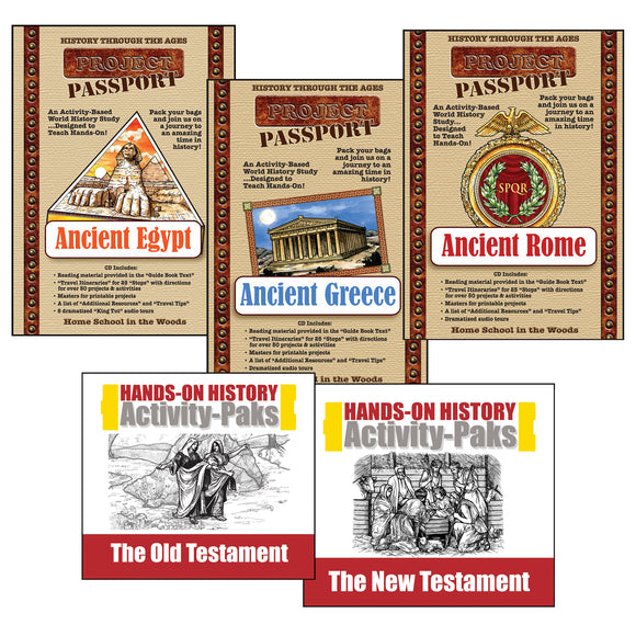 Hands on ancient history resources