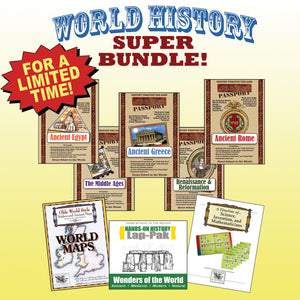 World History Super Bundle!