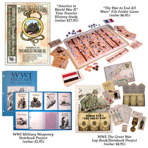 Commemorative 100th Anniversary World War Bundle