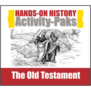 HISTORY Through the Ages Hands-on History Activity-Pak: The Old Testament