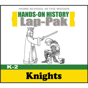HISTORY Through the Ages Hands-on History K-2 Lap-Pak: Knights
