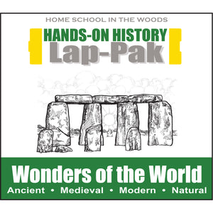 Lap-Pak: Wonders of the World