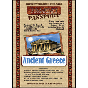 Project Passport: Ancient Greece