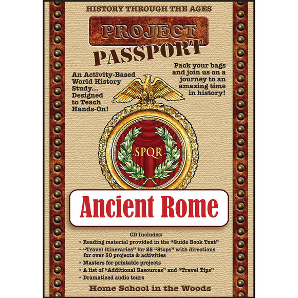 Project Passport: Ancient Rome