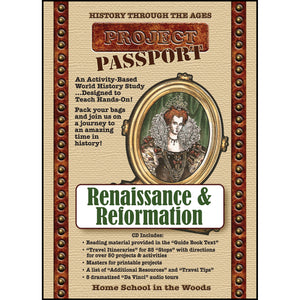 Project Passport: Renaissance & Reformation