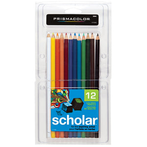 Prismacolor Colored Pencils - 12-Pack