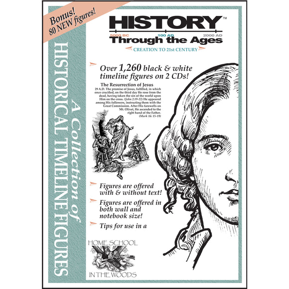 history through the ages timeline materials home school in the