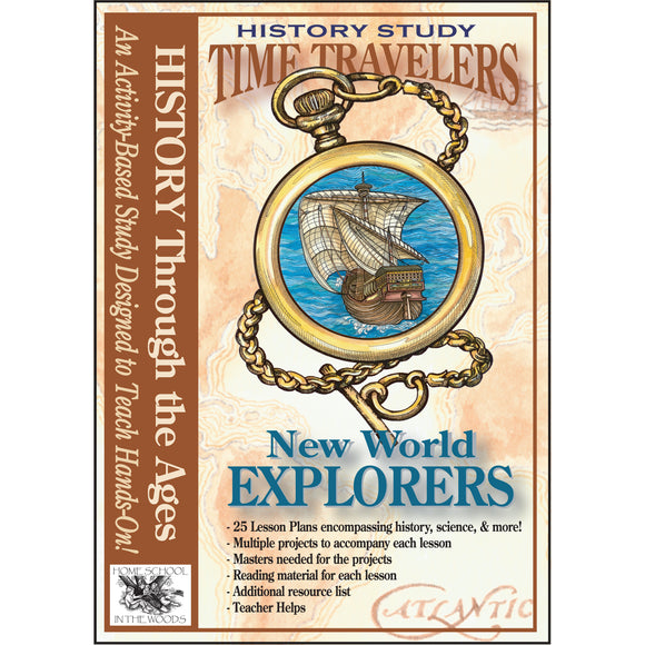 Time Travelers: New World Explorers