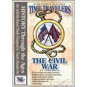 Time Travelers: The Civil War