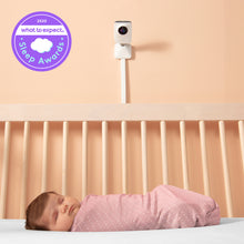 Mikucare Smart Baby Monitor with Breathing and Movement What to Expect Sleep Awards