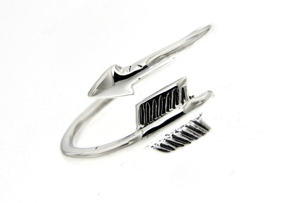 Arrow Sterling Silver Ring