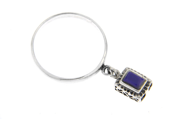 Lapis Lazuli Filigree Dangle Band