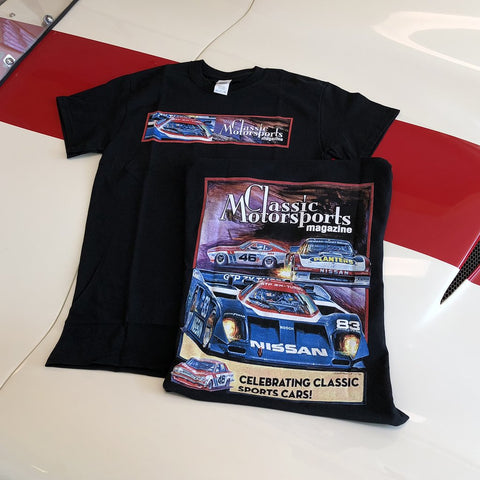 Black Nissan T-Shirt