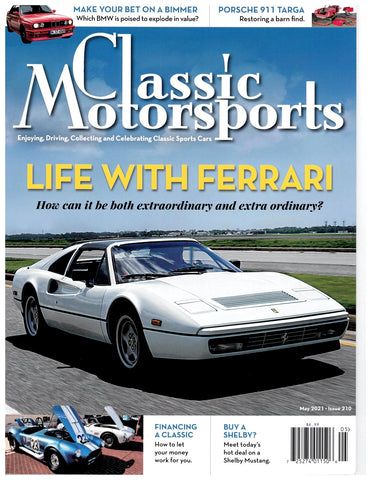 May 2021 - Life With Ferrari