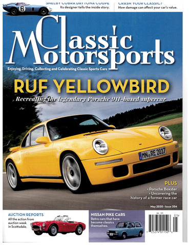 May 2020 - Ruf Yellowbird