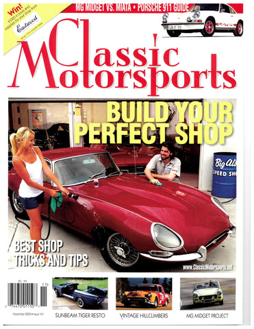 November 2009 - Build Your Perfect Shop