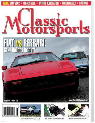 May 2008 - Fiat vs. Ferrari
