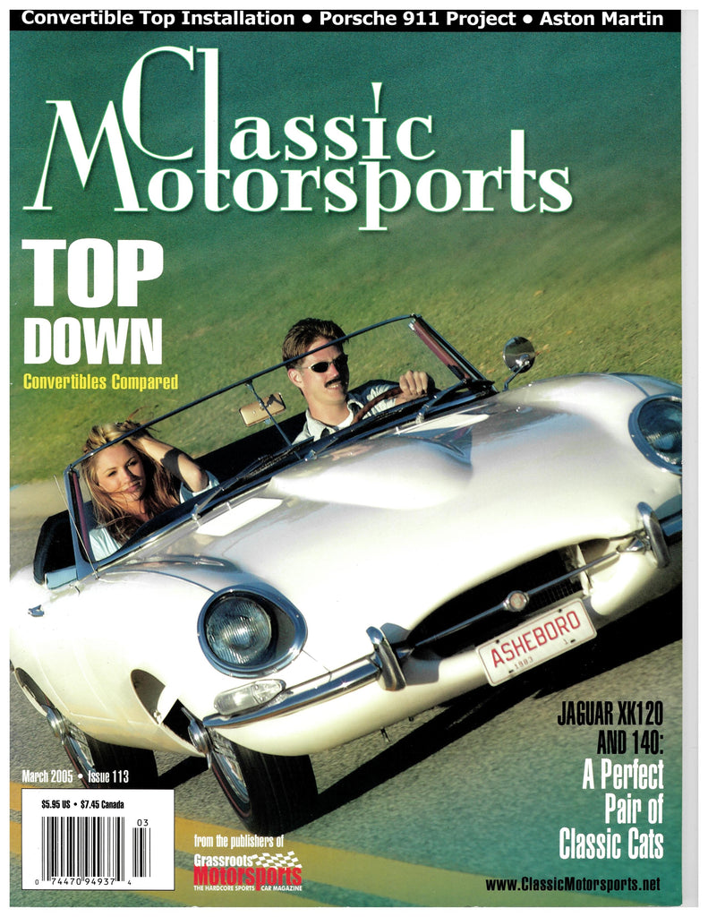 March 2005 - Top Down