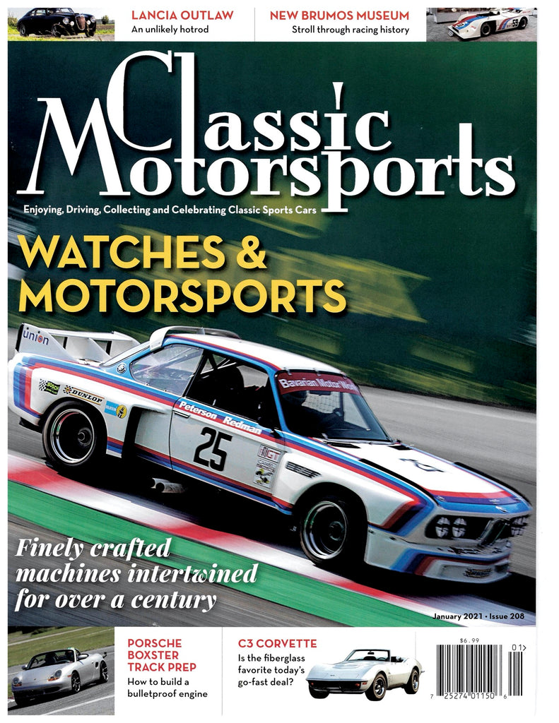 January 2021 - Watches & Motorsports