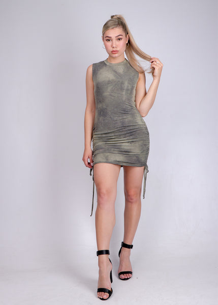 Saturn Pull-Up Dress