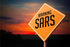 SARS Warning Sign