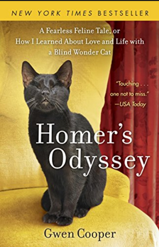 Homer's Odyssey book by Gwen Cooper