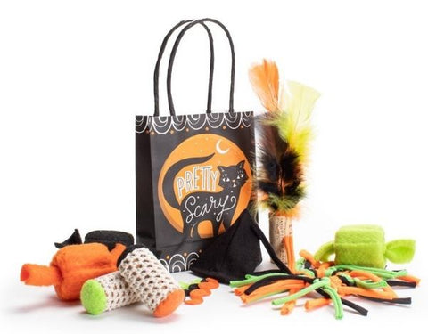 Halloween Goodie Bag for Cats from Hauspanther