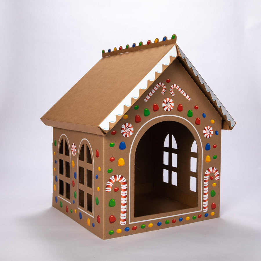 Gingerbread House for an Elf