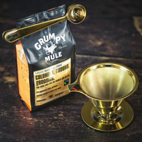 'Abracadabra' Pour Over Coffee Gift Set