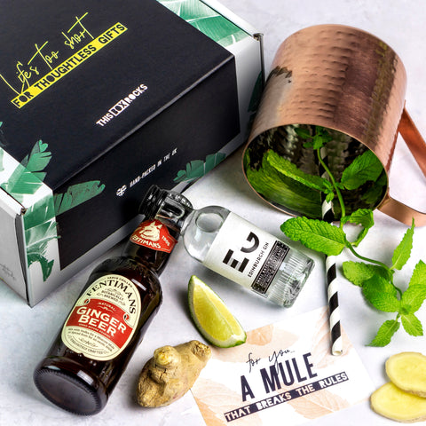 'But First... Gin!' Gin-Gin Mule Kit
