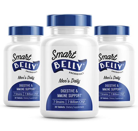 Men's Daily probiotics