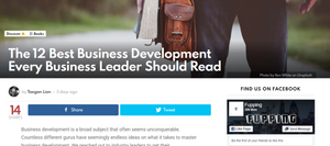 The 12 Best Business Development Every Business Leader Should Read