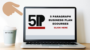 NEW 5 Paragraph Business Plan Ecourses