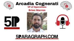 Brian Marren Vice President of Operations at Arcadia Cognerati
